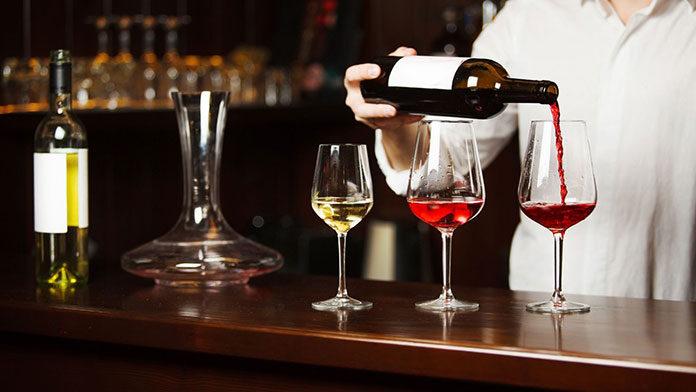 Najpopularniejsze rodzaje win